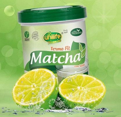 Matcha Instant con Stévia Term Fit Unilife